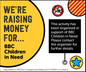 Children in Need Festive Fundraiser